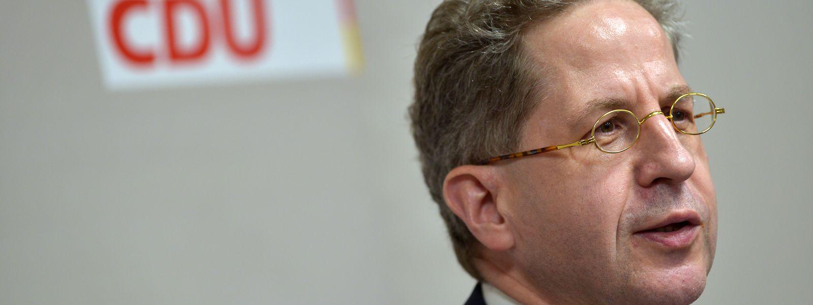 Hans-Georg Maaßen, ehemaliger Präsident des Bundesamtes für Verfassungsschutz (BfV), kandidiert im Herbst für den Bundestag.