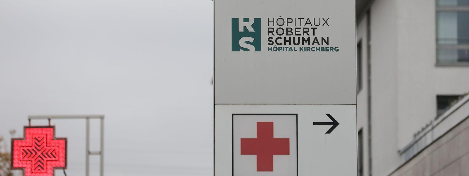 L'accès à l'hôpital du Kirchberg est désormais contrôlé. Un cas de covd-19 y a été signalé.