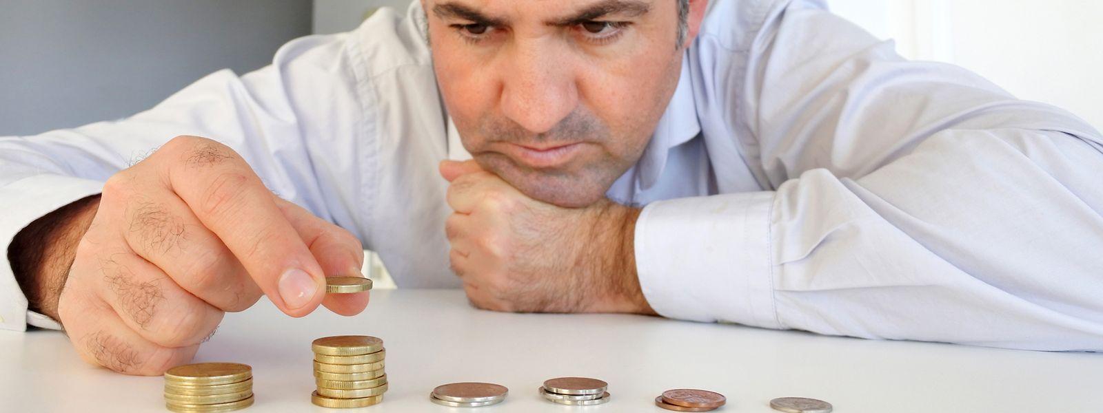 Immer mehr Menschen erfahren in Luxemburg, dass das Geld einfach nicht reicht.