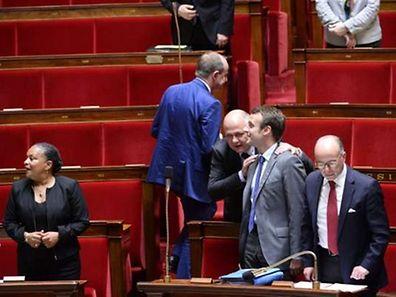 Der Antrag gegen Valls wurde abgelehnt.