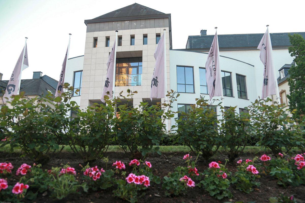 Im Echternacher Trifolion finden im August 2020 zwei Konzerte im Rahmen des Mosel Musikfestivals statt.