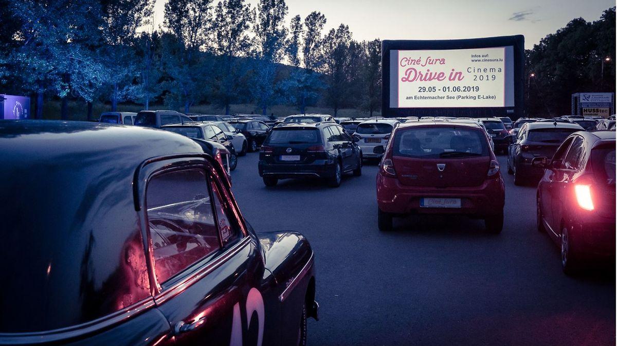 Open Air Kinos waren im vergangenen Sommer besonders beliebt.