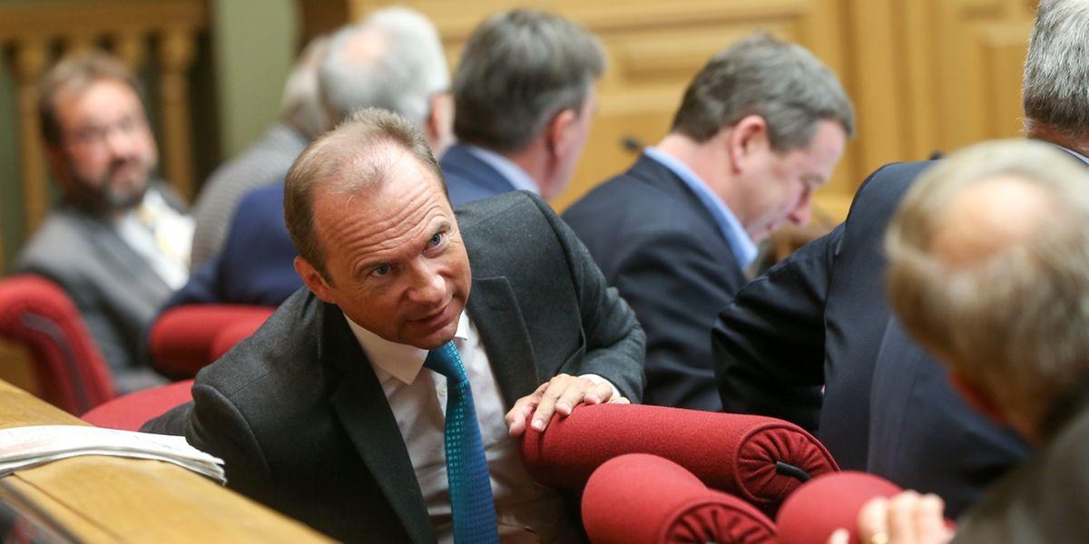 Die Opposition scheiterte mit ihrem Antrag, vier Gesetzentwürfe von der Tagesordnung streichen zu lassen.