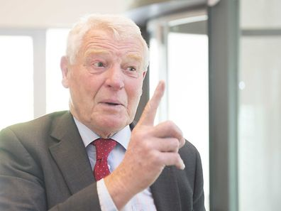 """The EU is undemocratic, it is argued, meaning that the UK is governed by unelected bureaucrats. """"This is a myth which has caught fire and is widely believed,"""" said Paddy Ashdown"""