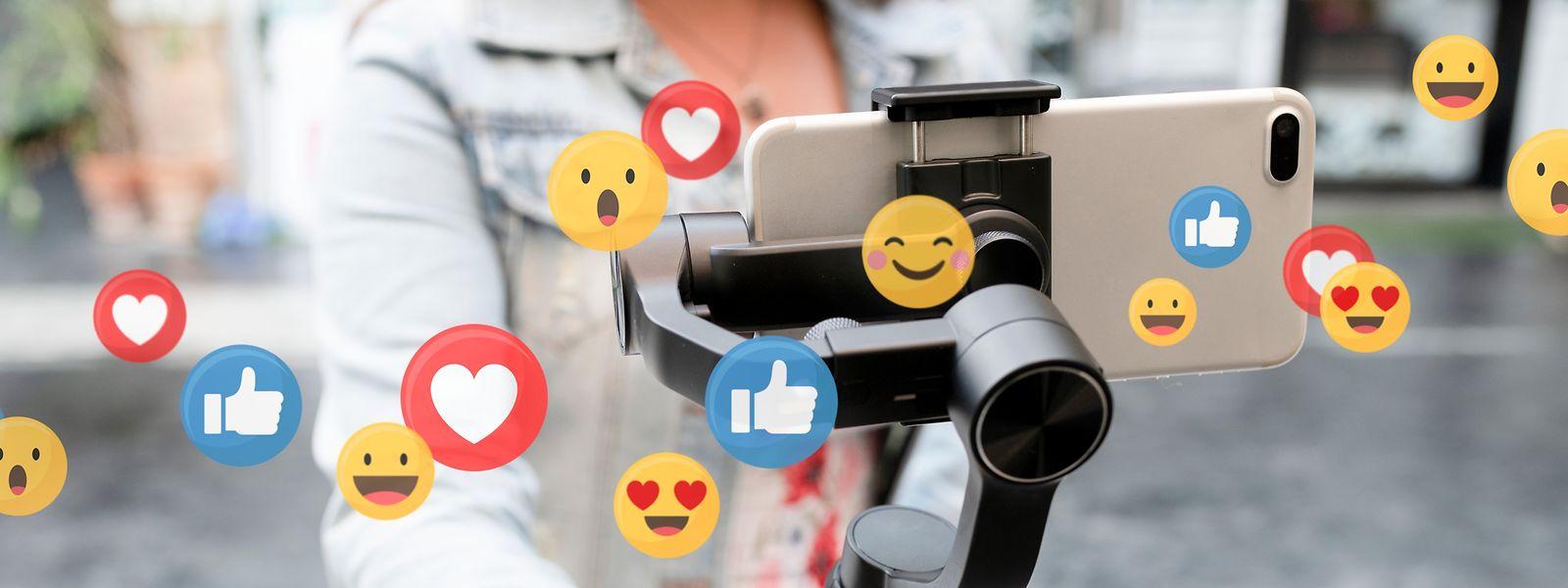 Ob Modetrends, Schminktipps oder die besten Sportübungen für eine straffe Figur: Influencer setzen sich in Szene und beeinflussen damit diejenigen, die auf Instagram und Co. unterwegs sind.