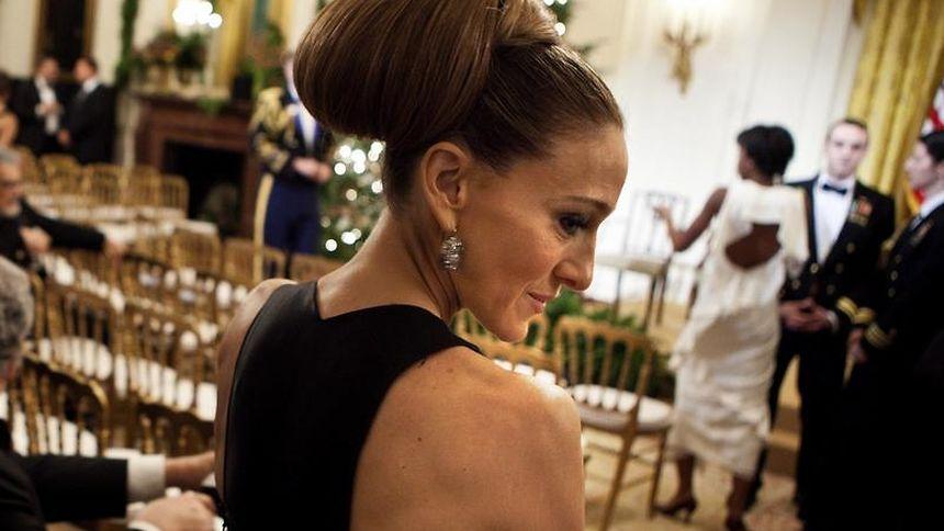 Sarah Jessica Parker gehört zu jenen, die sich für Präsident Barack Obama ins Zeug legen.