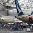 Mangels Bestellungen will der Hersteller vom laufenden Jahr an jährlich nur noch zwölf Maschinen des A380 ausliefern. Von 2019 an sollen es dann nur noch acht sein.