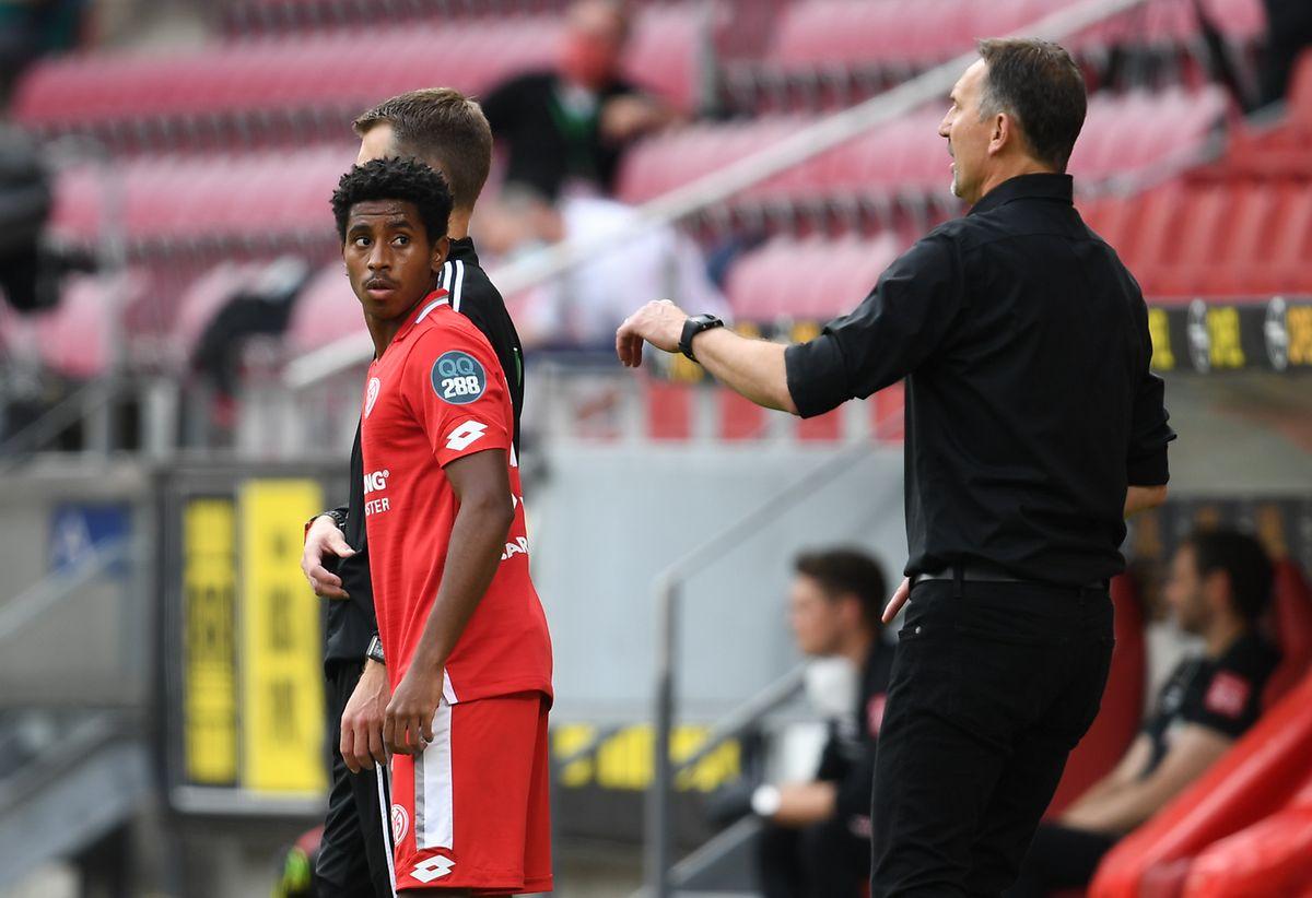 Leandro Barreiro muss sich auf einen neuen Coach einstellen.