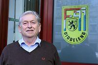 FLF Fussball Meisterschaft BGL Ligue Spielzeit 2019-2020 Theo FELLERICH (F91) in Dudelingen am 22.11.2019
