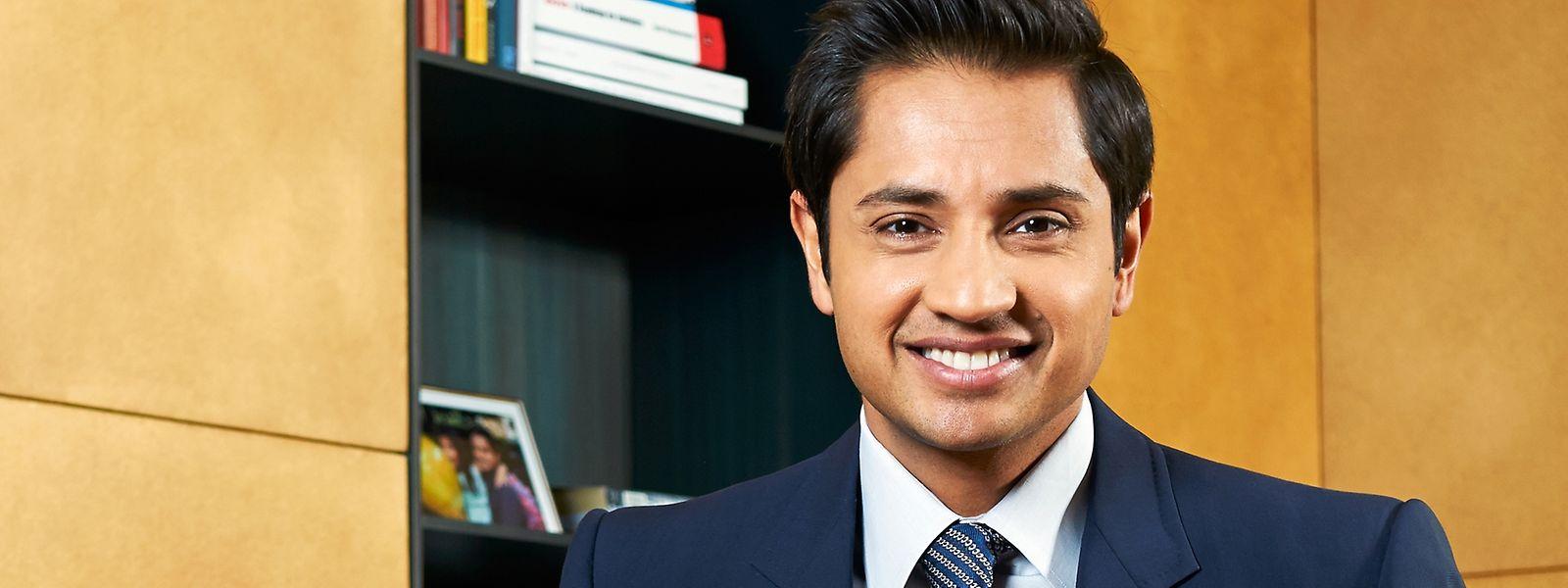 Lundi, le fils de Lakshmi Mittal est devenu le numéro 2 du géant de l'acier