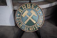 Lokales,Besichtigung des Arcelorgeländes von Esch/Schifflingen.Stahlwerk, Schmelz,Friche,Arbed. Foto: Gerry Huberty/Luxemburger Wort