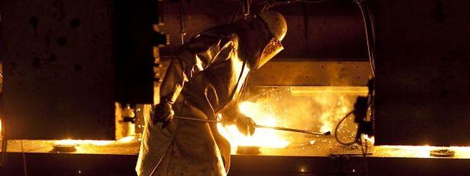 Die Stahlkocher von ArcelorMittal haben 2016 wieder Geld verdient.