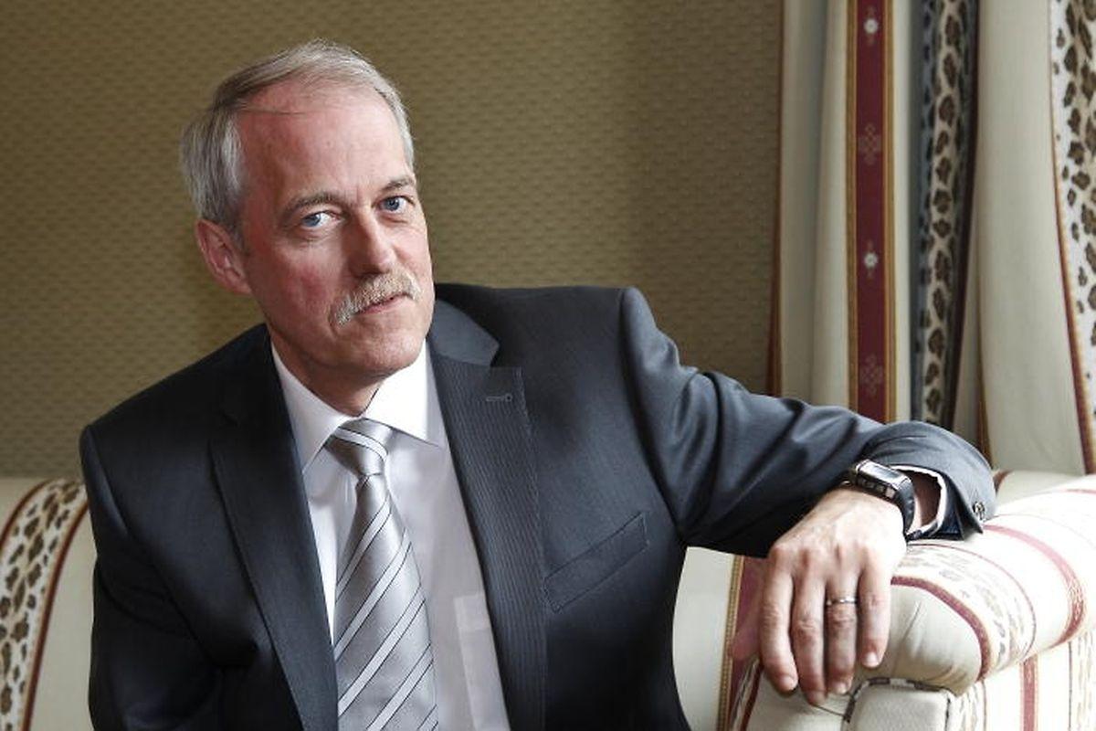 Der amtierende Bürgermeister Pierre Mellina geht als Spitzenkandidat der CSV in die Kommunalwahlen.