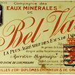 Etiquette Eau Bel-Val