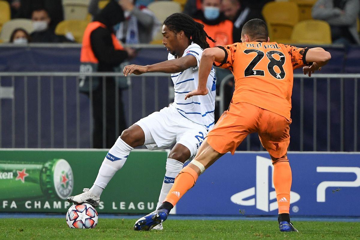 Gerson Rodrigues, hier im Duell mit Juventus Turin, hofft auf mehr Spielzeit in der Champions League.