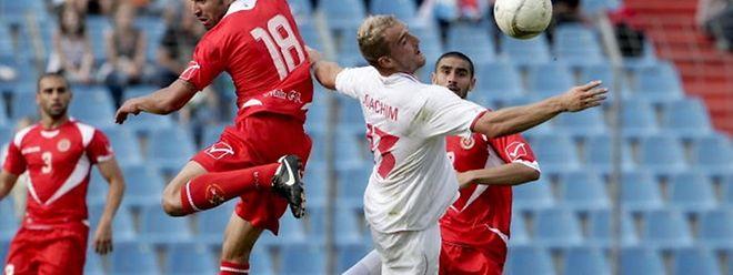Im letzten Aufeinandertreffen mit Malta musste Luxemburg eine 0:2-Niederlage hinnehmen.