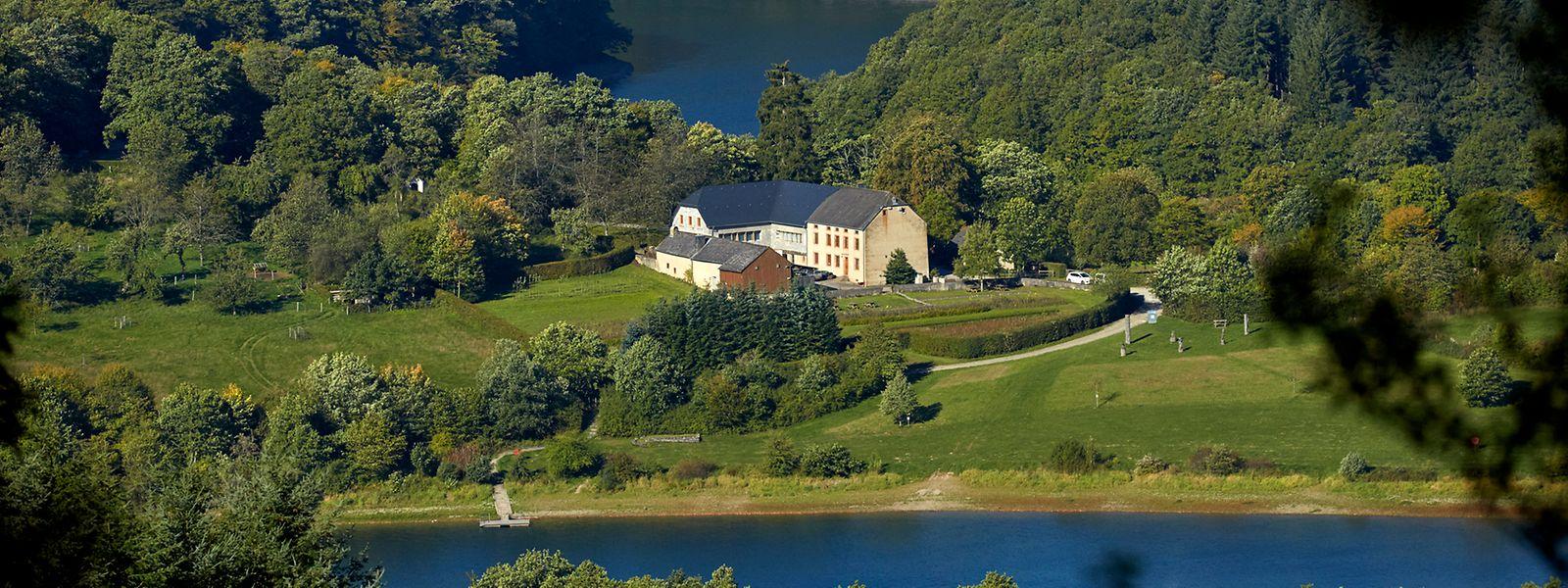 Le centre nature et forêt Burfelt à Insenborn constitue l'une des cinq ambassades de l'État de la nature
