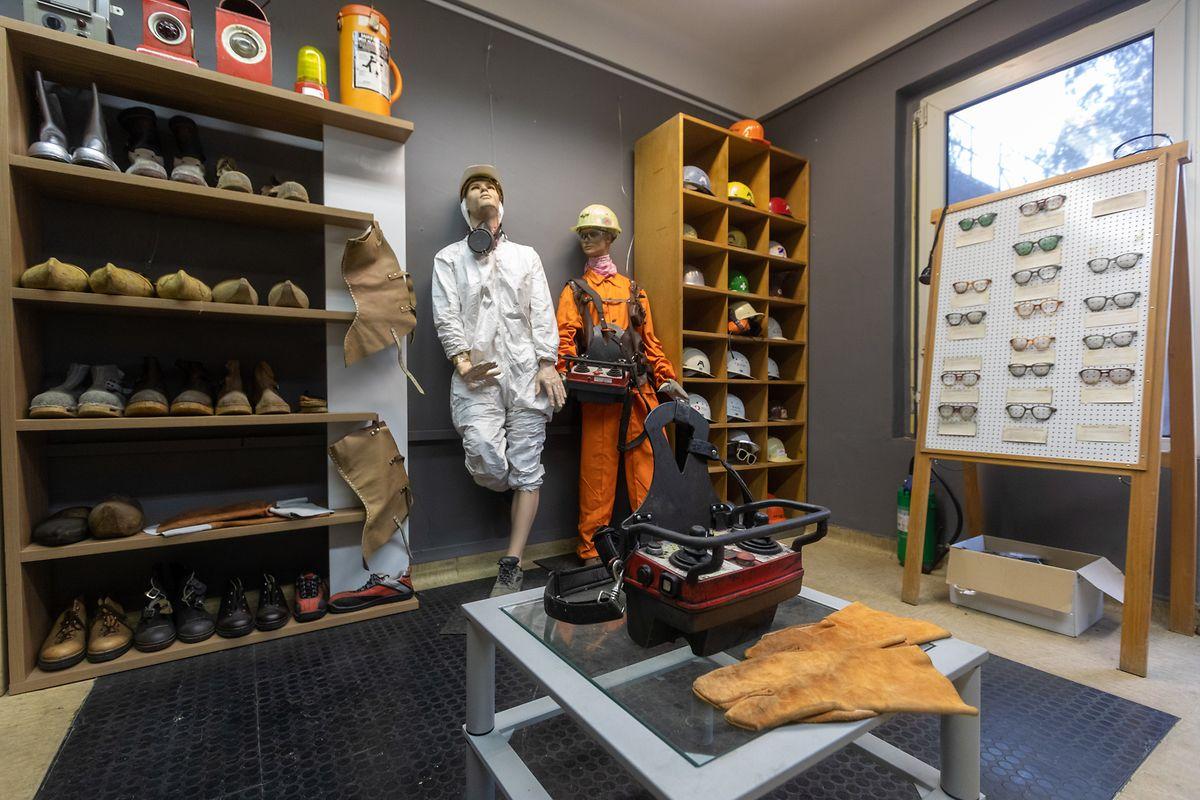 Eine Zusammenarbeit mit dem Schmelzarbeitermuseum, das sich aktuell beim Lallinger Portal befindet, ist vorgesehen.