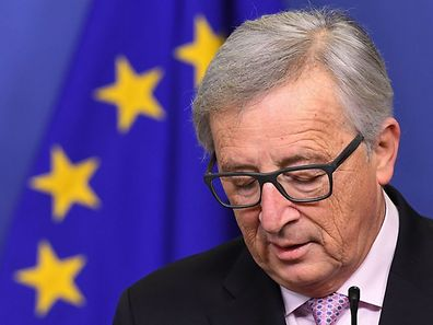 European Commission President Jean-Claude Juncker's interview with Deutschlandfunk was widely interpreted as a negative outlook on Europe's future.