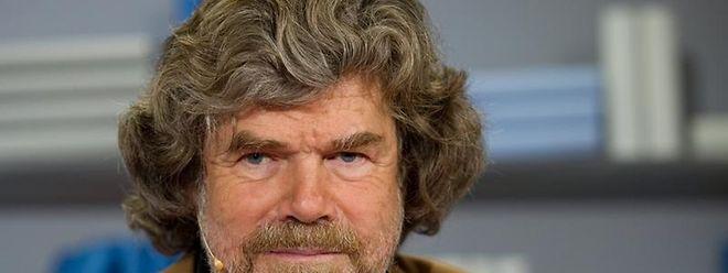Reinhold Messner warnt Hobby-Kletterer vor den Gefahren in den Bergen.