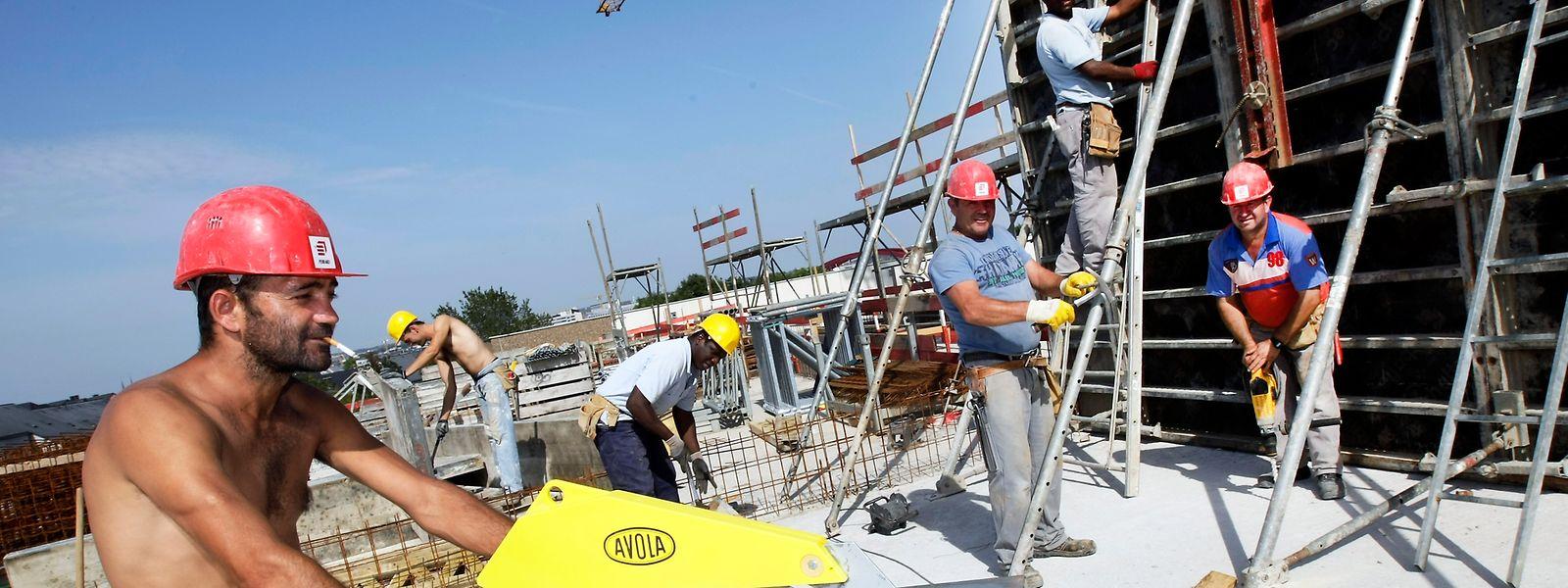 Dans la construction, une entreprise sur quatre a un taux d'EBE négatif. Une menace pour son avenir.