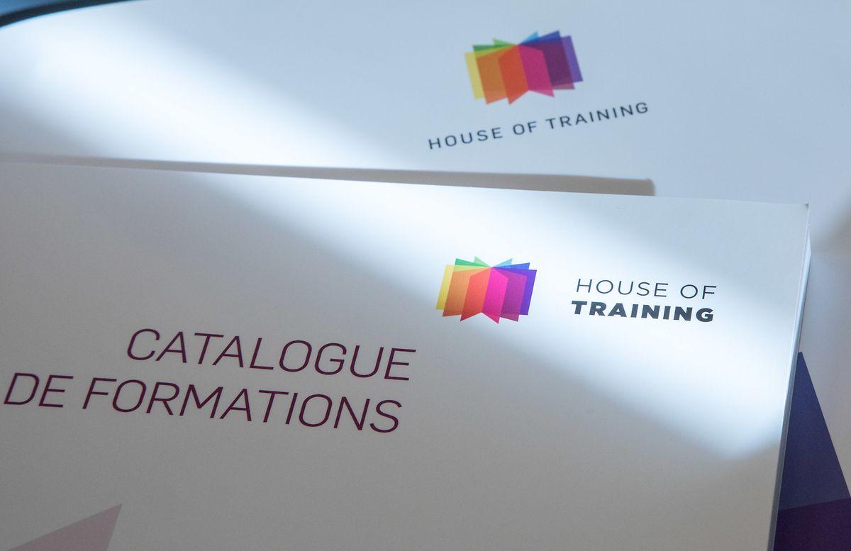 Das House of Training stellt ein neues Programm vor.