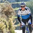 Alex Kirsch mit seinem neuen Team WB Veranclassic-Aqua Protect beim Training in Spanien - Foto: Serge Waldbillig