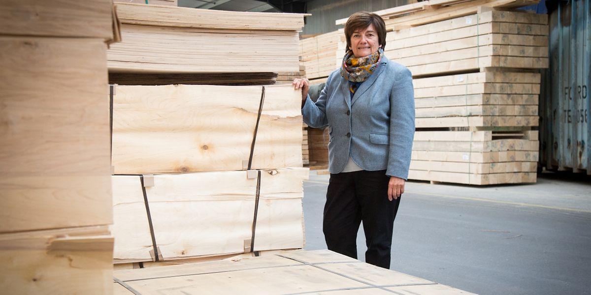 Michèle Detaille est finaliste du Prix EY de l'entrepreneur de l'année.