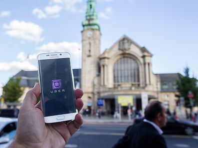Uber has struggled to get a roll-out in Luxembourg because of strict regulation on taxis.