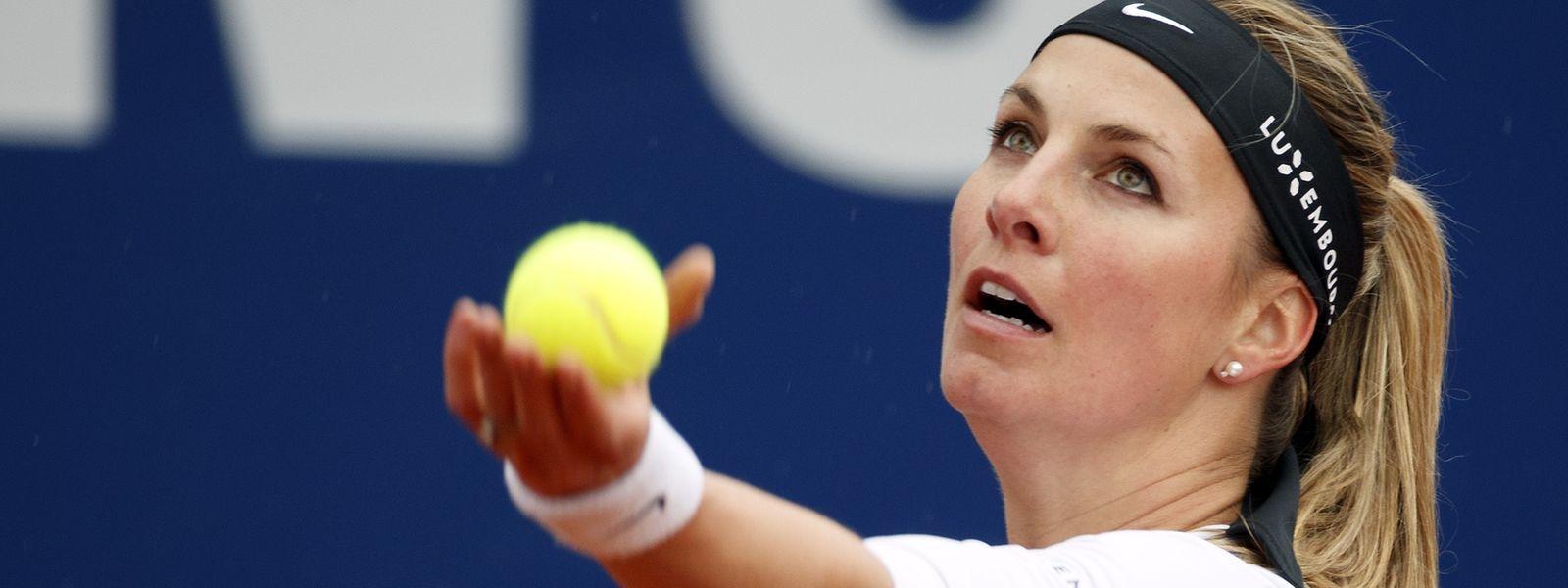 Mandy Minella spielt bislang eine starke Saison.