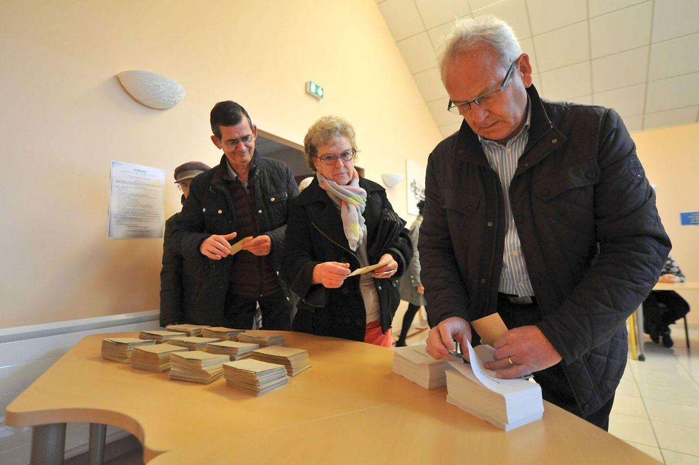Ran an die - die Wahlen in Frankreich haben begonnen