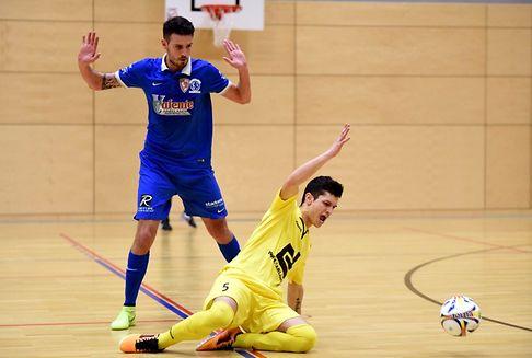 Futsal / Quarts de finale aller des play-offs: Bettembourg, le Sparta et Samba Seven prennent une option