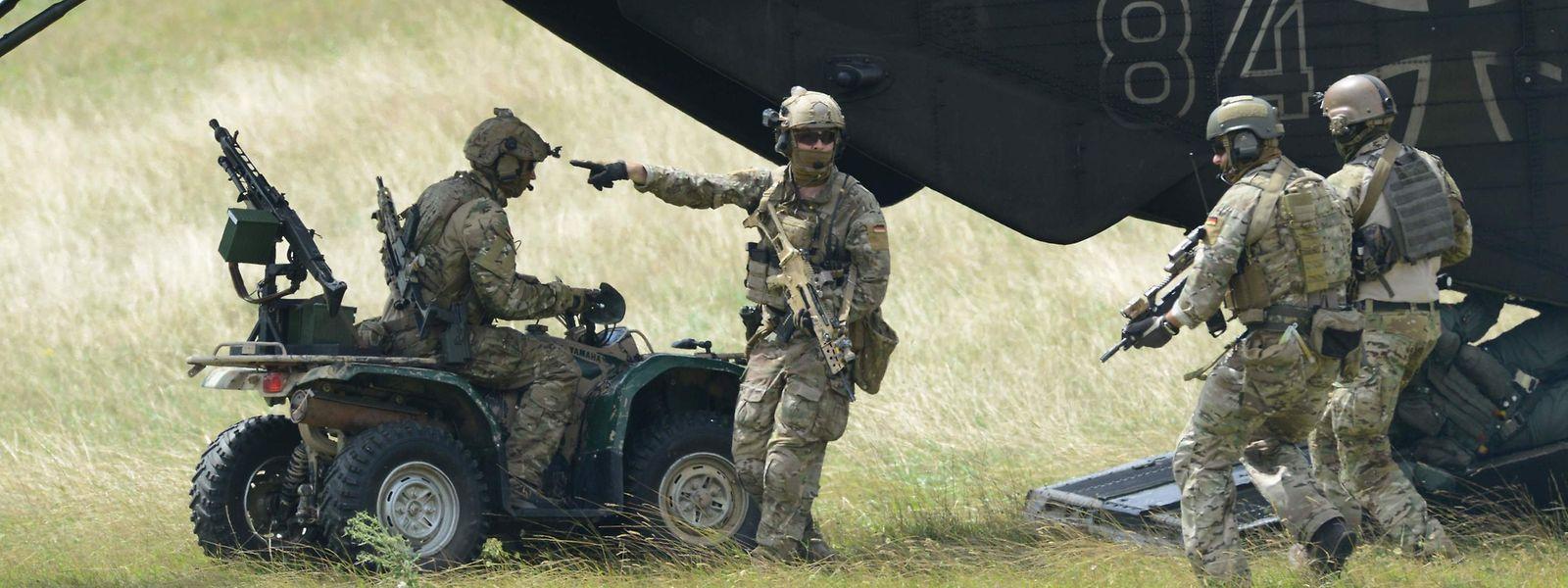 Für das deutsche Kommando Spezialkräfte ist es die letzte Chance zur Bewährung.