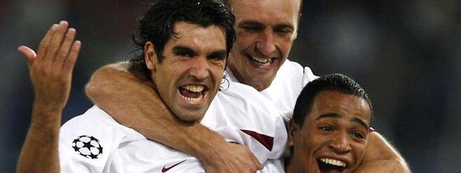 2008 überraschte Cluj in der Champions League.