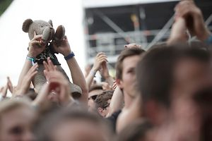 27.06.2014 - Rock A Field / RAF2014 / Musik / Konzert / Festival / Tag1 / Stimmung / People - Foto: Daniel Clarens