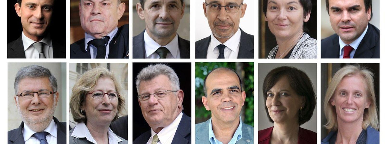 Sur 16 ministres, 12 conservent leurs fonctions