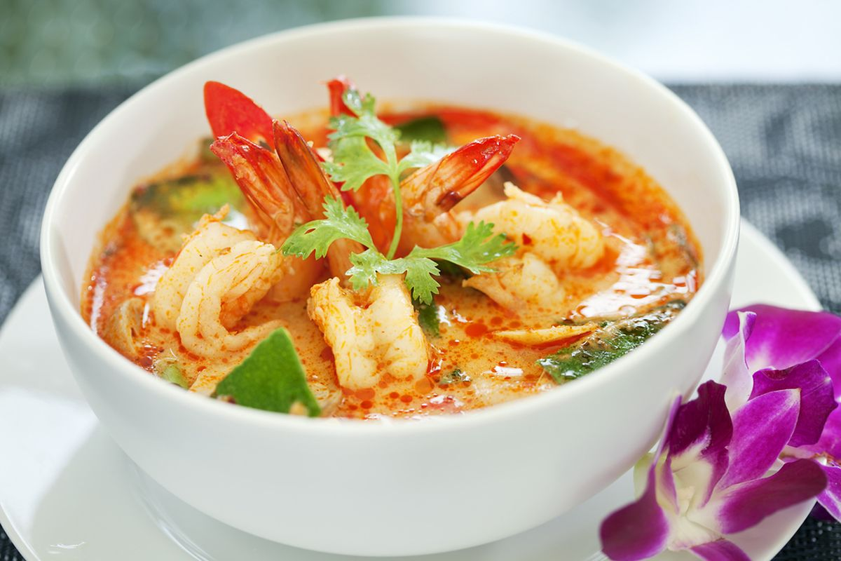 Tom Yam Kung, a Thai speciality Photo: Shutterstock