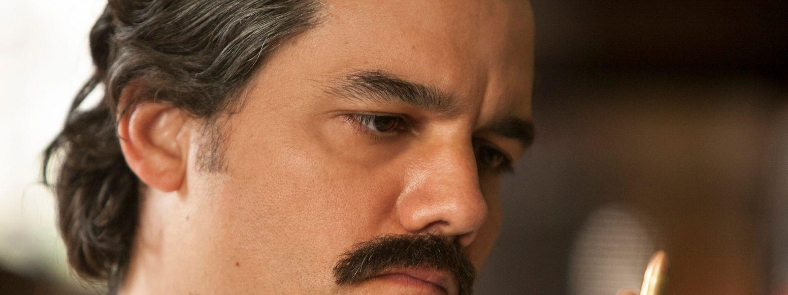Wagner Moura verkörpert Pablo Escobar.