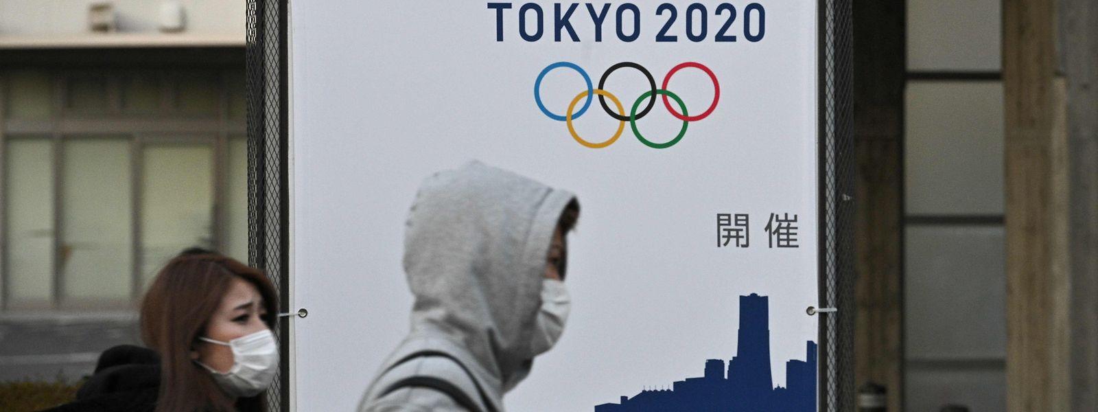 Le scepticisme grandit au Japon sur le maintien des Jeux dans le contexte de la pandémie de Covid-19