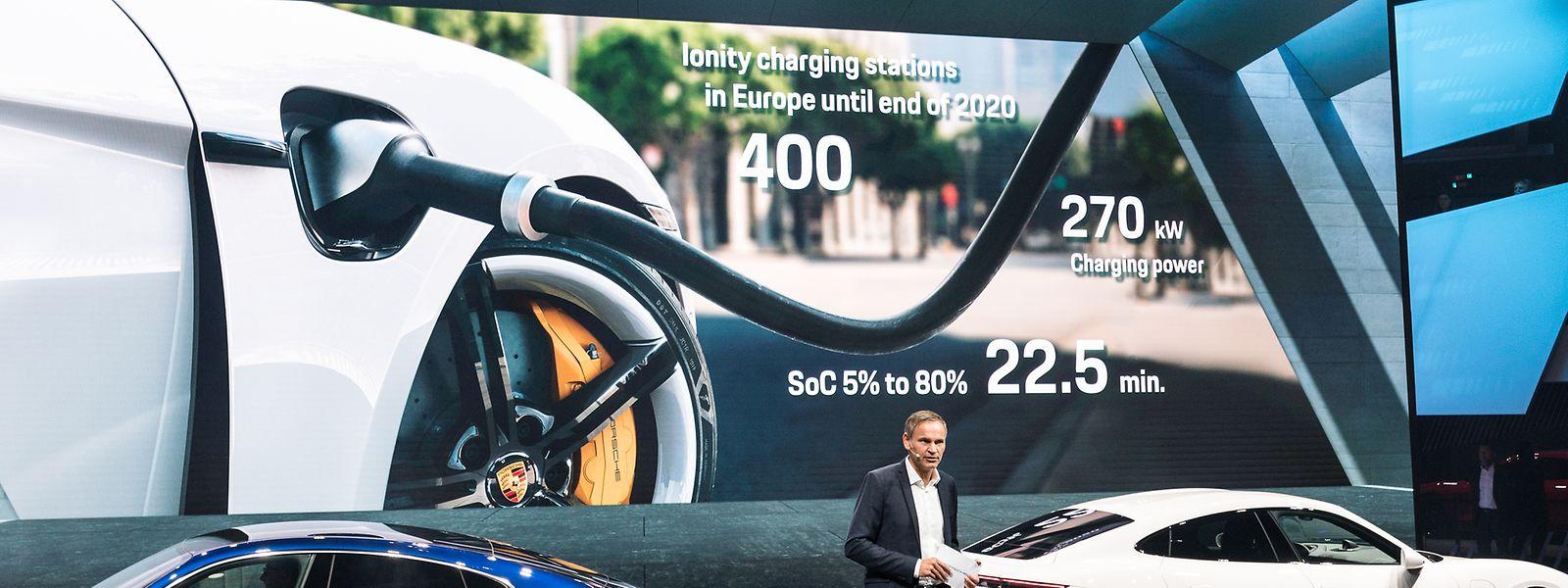 Die Zukunft der Automobilbranche ist weitgehend ungewiss.
