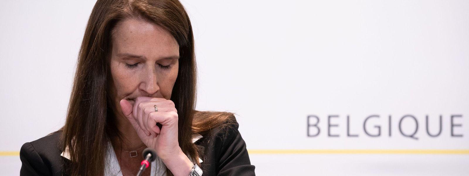 Les pouvoirs spéciaux accordés au gouvernement minoritaire de la libérale Sophie Wilmès pourraient ne pas être renouvelés en juin.