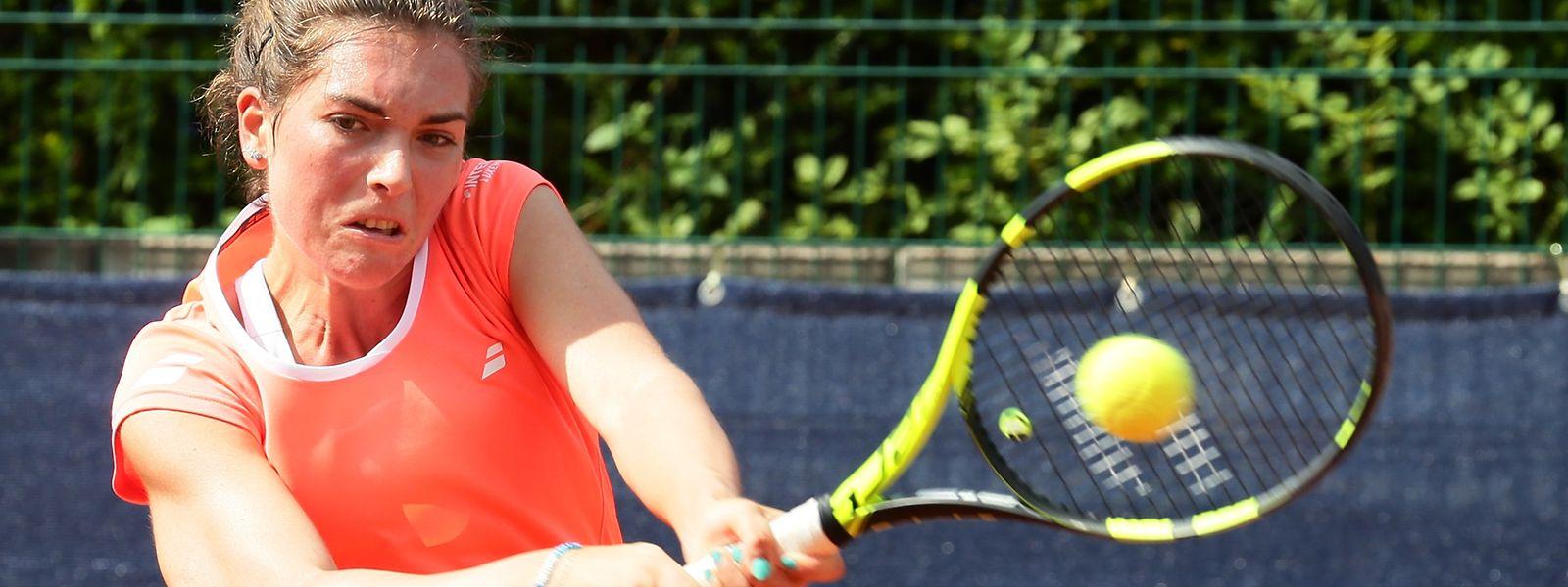 Eléonora Molinaro scheiterte im Halbfinale.