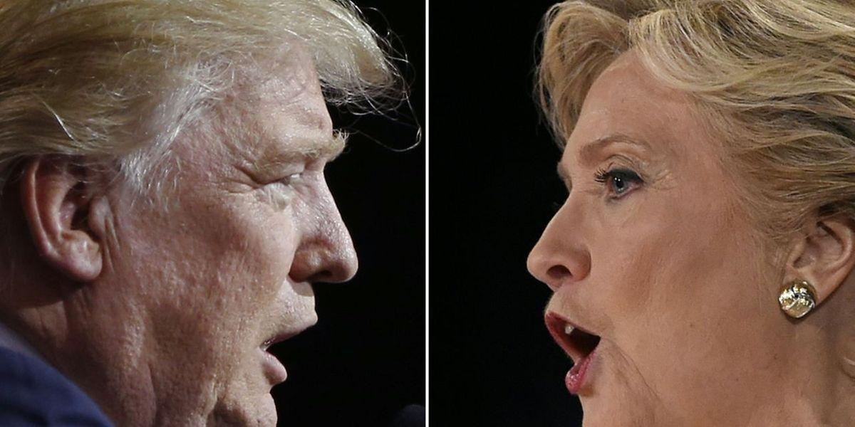 Sprint final pour l'ancienne Première dame, Hillary Clinton et pour l'homme d'affaires, Donald Trump. Le dernier sondage ABC/Washington Post donne 5 points d'avance à la démocrate (48%/43%) face au républicain au niveau national.