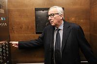 Politik, Jean Claude Juncker, letzte Stunden als Präsident der Europäischen Komission in Brüssel, Foto: Guy Wolff/Luxemburger Wort