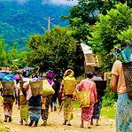 Papa apela à abertura de corredores humanitários em Myanmar