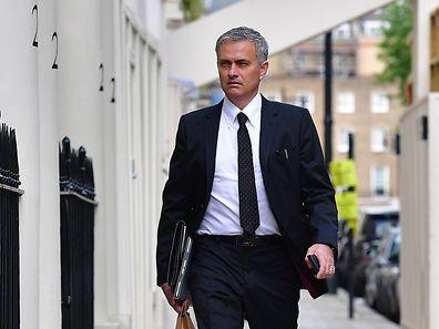 """José Mourinho wird der neue Coach der """"Red Devils""""."""