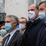 """França está """"em guerra contra o terrorismo islâmico"""", diz ministro do Interior"""