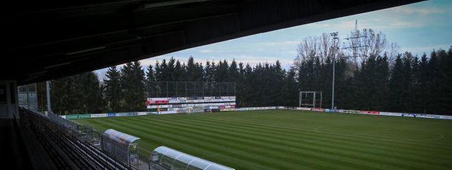 On ne jouera pas au stade Jos Haupert pas plus qu'ailleurs ce week-end.