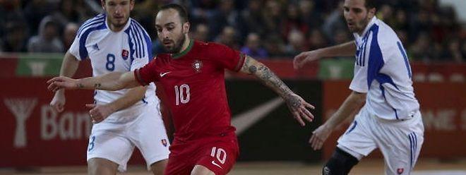 006a71ad69979 Futsal   Euro2016   Portugal tenta chegar ao título pela oitava vez