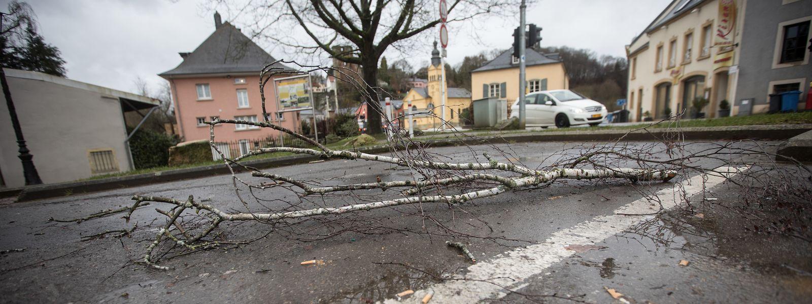 Luxemburg stehen stürmische Zeiten bevor.